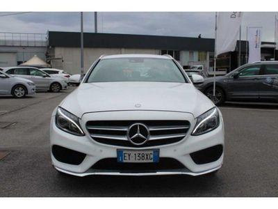 gebraucht Mercedes 250 C SW d (BT) Premium 4matic auto