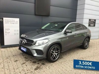 usata Mercedes 350 GLE Coupé Classe GLE coupe GLE couped Premium 4mat