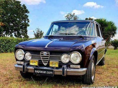 usata Alfa Romeo Giulia Super 1.6 Biscione LEGGERE DESCRIZIONE Roma
