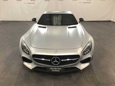 used Mercedes AMG GT 4.0 S 510cv auto