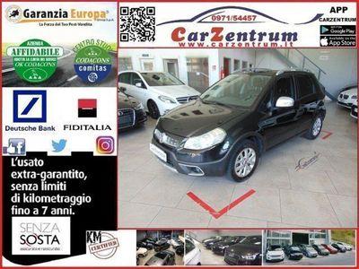 usata Fiat Sedici 2.0 MJT 16V DPF 4x4 Experience