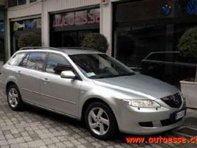 usata Mazda 6 2.0 CD 16V/136 Wag. L&B