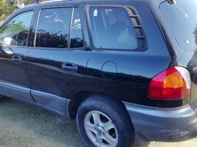used Hyundai Santa Fe 1ª serie - 2003