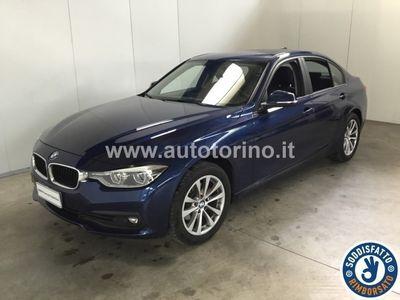 usata BMW 320 SERIE 3 BERLINA d xdrive Business Advantage auto