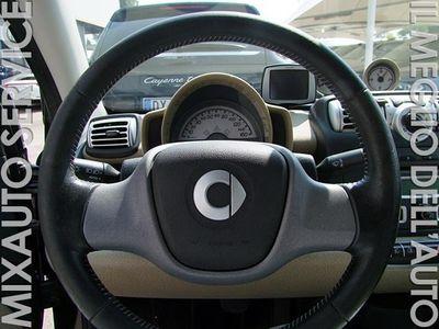 usata Smart ForTwo Cabrio 62kw AUT Navi SS EU4