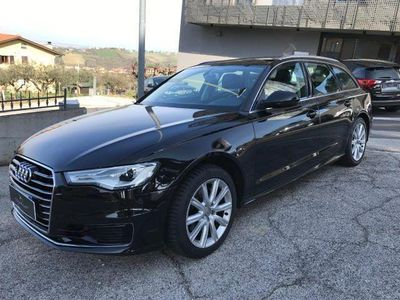 usado Audi A6 Avant 2.0 TDI 190 CV ultra S tronic B