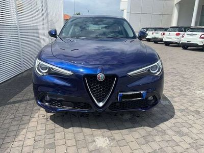usata Alfa Romeo Stelvio 2.2 Turbodiesel 210 CV AT8 Q4 Executi