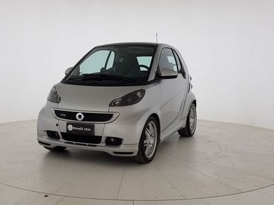 usata Smart ForTwo Coupé fortwo 1000 72 kW BRABUS Xclusive