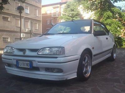 usata Renault 19 R1.800 cc 16 v 135 cv cabrio