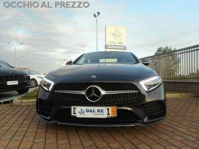 usata Mercedes CLS300 d auto amg