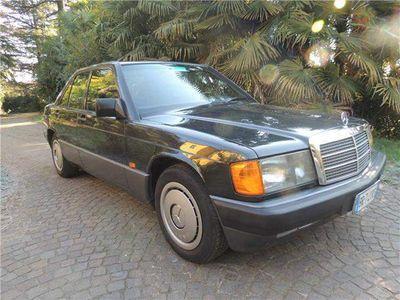 używany Mercedes 190 1800cc