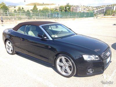usata Audi A5 Cabriolet A5 Cabrio 2.0 TDI F.AP. Ambiente