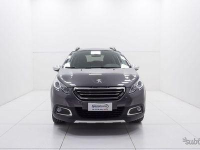 käytetty Peugeot 2008 1.6 e-HDi 115 CV Stop&Start Féline