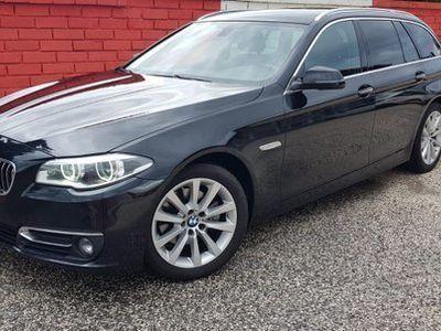 usata BMW 520 d xDrive Touring Luxury Automatica 190 CV