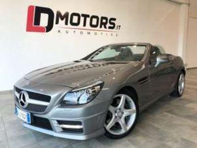 usata Mercedes SLK250 CGI Premium AMG Benzina