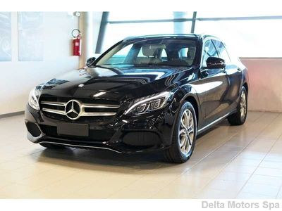 usata Mercedes C220 C 220 S205 STATION WAGONd Automatic SW