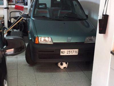 käytetty Fiat Cinquecento come nuova
