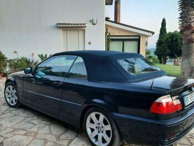 usata BMW 320 Cabriolet 320Ci (2.2) cat Cabrio