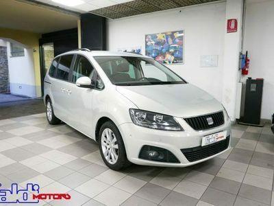 usata Seat Alhambra 2.0 TDI CR DPF Style 4WD