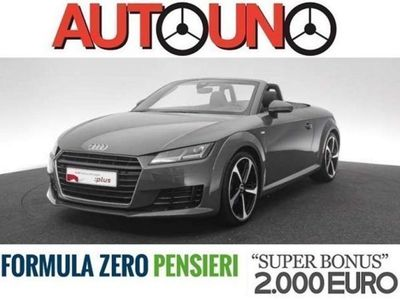 "usata Audi TT Roadster 2.0 TFSI S-LINE + VIRTUAL + 19"""
