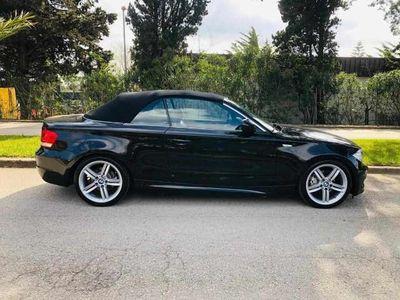 usata BMW 125 Cabriolet Serie 1 Cabrio(E88) Eletta