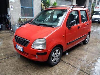 used Suzuki Wagon R+ km reali unipro KM CERTIFICATI