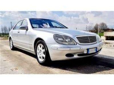 usata Mercedes S500 rif. 10131611