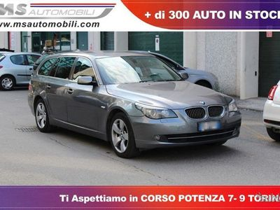 usado BMW 530 Serie 5 xd Touring Futura Pelle Navi ...