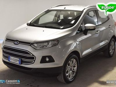 second-hand Ford Ecosport 1.5 tdci Plus 95cv E6