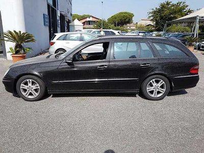 usata Mercedes E220 Classe E (W/S211)CDI cat S.W. EVO Avantgarde