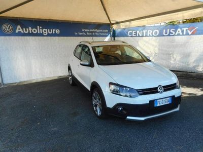 used VW Polo Cross 1.2 TSI BlueMotion Technology