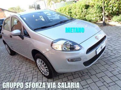 usata Fiat Punto 1.4 8V 5 porte Natural Power Street E6 km 7800