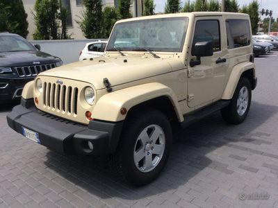 usata Jeep Wrangler 4ª serie - 2011