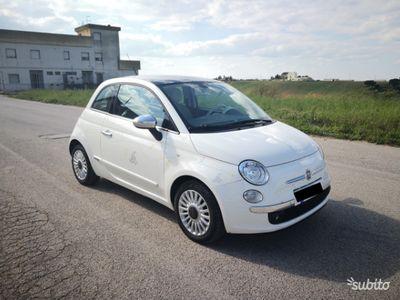 second-hand Fiat 500 1.2 benzina lounge 2010#unipro#neopatenta