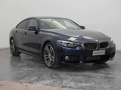 usata BMW 425 Serie 4 Gran Coupé d Msport del 2018 usata a Triggiano