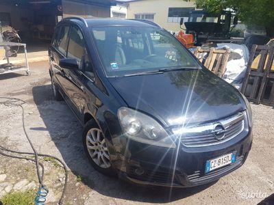 usata Opel Zafira 1.9 MOTORE ROTTO