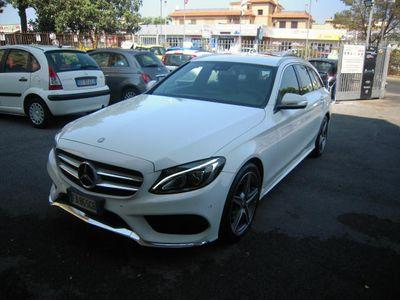 usata Mercedes C220 BlueTEC S.W. Automatic Premium IVA ESPOSTA AFFARE