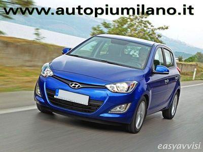 używany Hyundai i20 1.1 CRDi 5p. BlueDrive