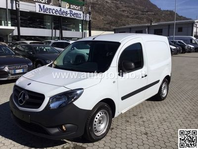 gebraucht Mercedes Citan 109 VANCDI Furgone Long