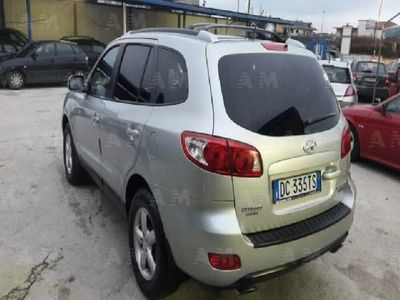 usata Hyundai Santa Fe 4x4 2.2 Crdi 150cv