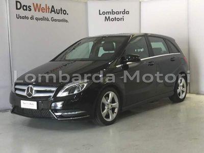 brugt Mercedes B200 cdi (BE) Premium
