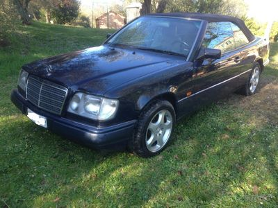 used Mercedes E200 Cabriolet w124