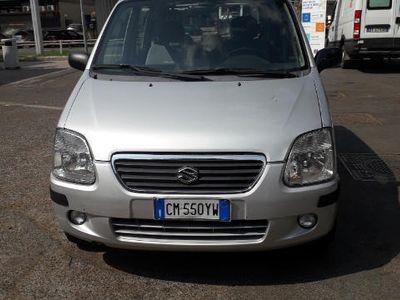 usata Suzuki Wagon R+ 1.3i 16V cat GL S-Limited NeoPatentati