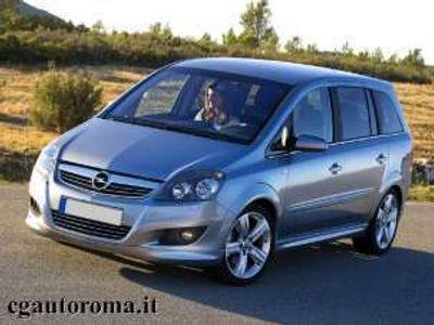 usata Opel Zafira 1.8 16V GPL-TECH Edition Benzina/GPL