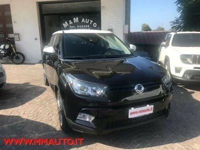 usata Ssangyong Tivoli 1.6d 4WD Be AUTOMATIK Visual Cool!!!! rif. 13799337