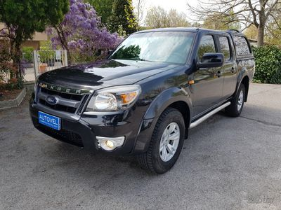 gebraucht Ford Ranger Doppia Cabina XLT 2.5 Tdci- 2011