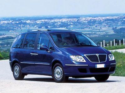 brugt Lancia Phedra 2.0 JTD aut. Emblema FAP