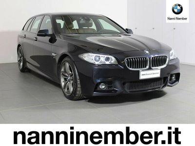 usata BMW 530 dA 249CV Touring Msport