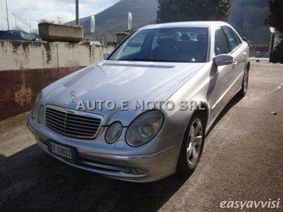 usado Mercedes E270 CDI cat Avantgarde automatica