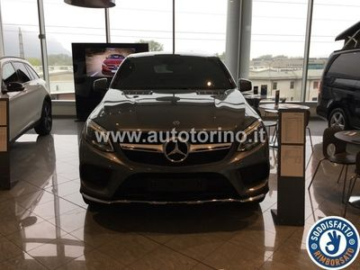 begagnad Mercedes GLE350 CLASSE GLE COUPEd 4MATIC Coupe AMG Line
